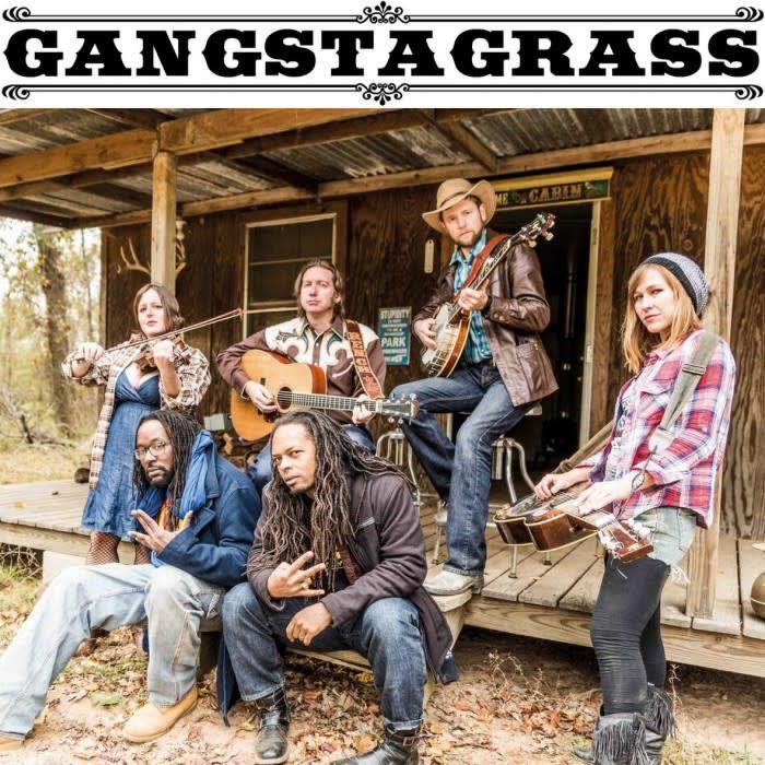 Gangstagrass / Moonshine Crossing