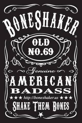 BONESHAKER | Death Posture | DJ Weird Steve
