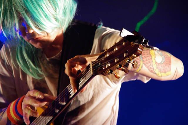 Sparky Quano (Japan), Freaks & Ghosts, Velocity Gospel, Ceramic Hammer