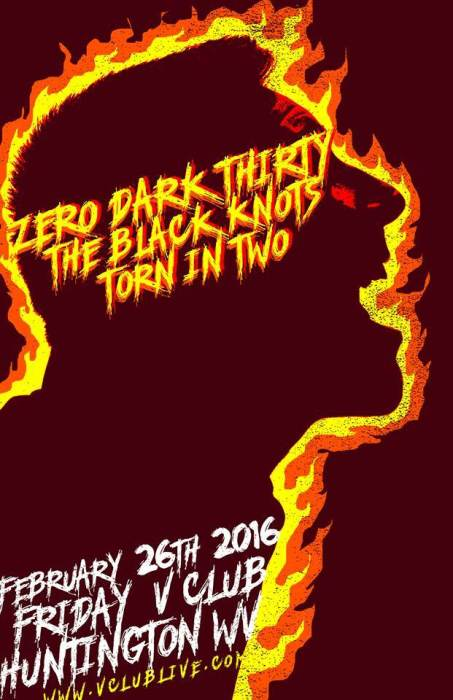 Zero Dark Thirty / The Black Knots / Torn In Two