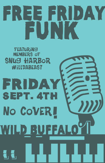 Free Funk Friday
