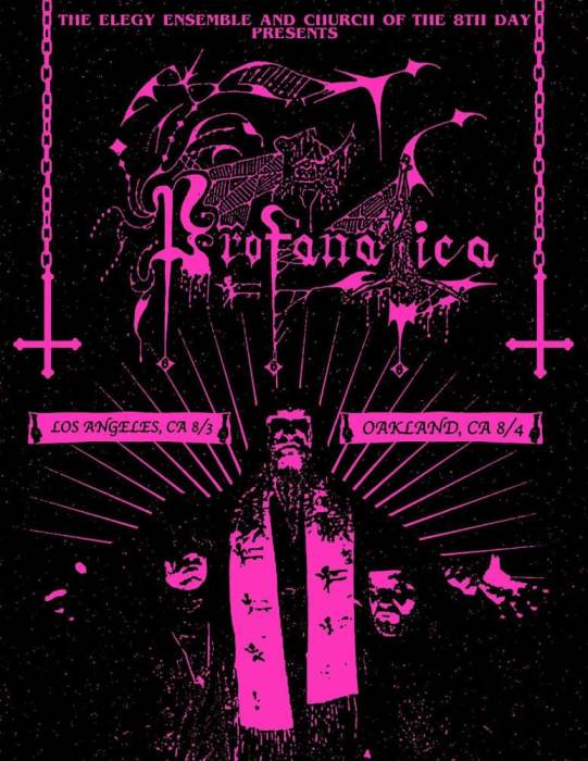 Profanatica • Icon of Phobos • Zulxaxeku • Ehecatl