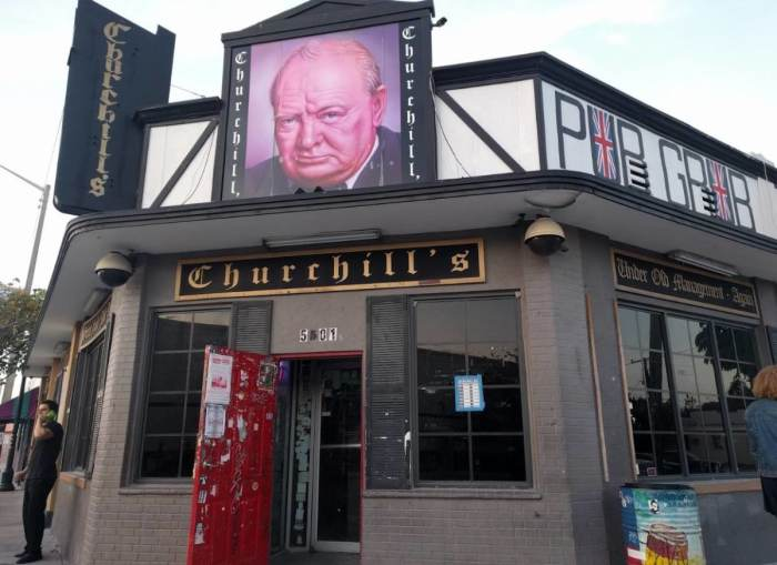 38 Years of Churchills! 2 days, 4 stages, over 100 acts, now booking! email booking@churchillspub.com