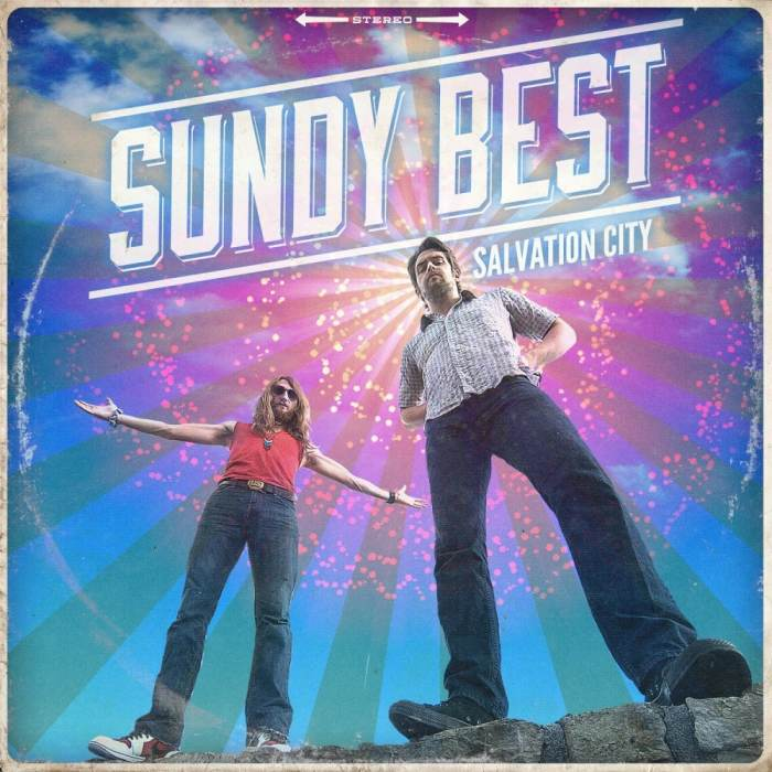 Sundy Best with Corey Hager
