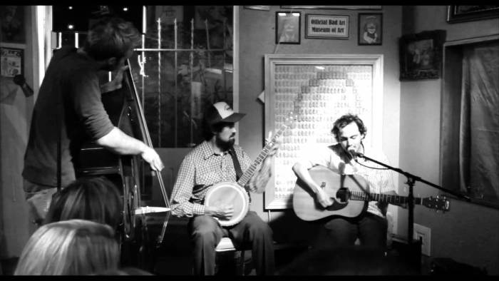 Chris Acker and His Growing Boys | Smiles and Chuckles String Band | Quake