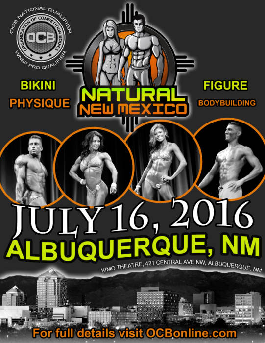 "OCB Natural New Mexico 3:30pm ""Women"
