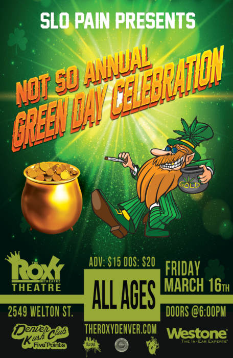 The Green Day Celebration