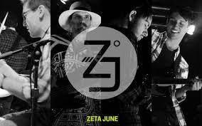 Zeta June / Cabin Project / Groovethink