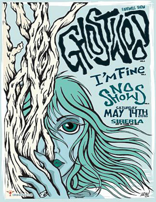 The Ghostwood (Last Show Ever!) | I