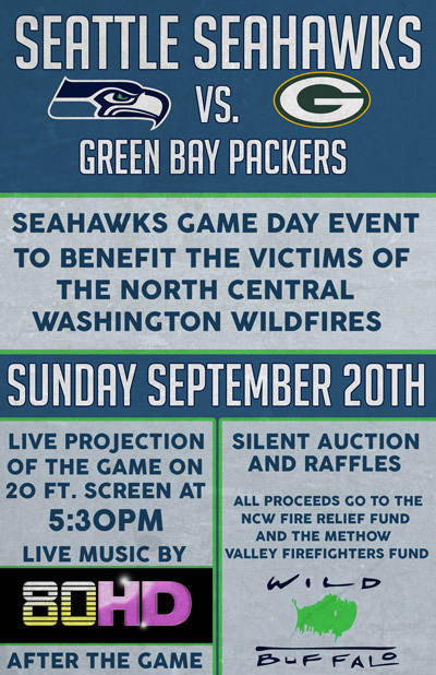 Seahawks vs. The Packers