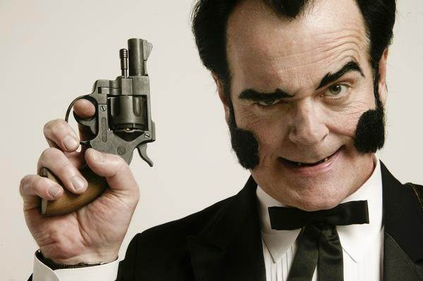 UNKNOWN HINSON | The Unnaturals | The Rotten Cores