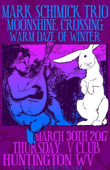 Mark Schimick Trio / Moonshine Crossing / Warm Daze Of Winter