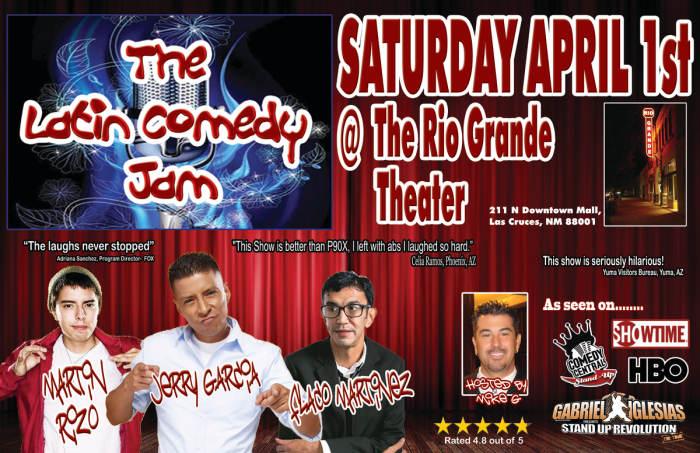 Latin Comedy Jam