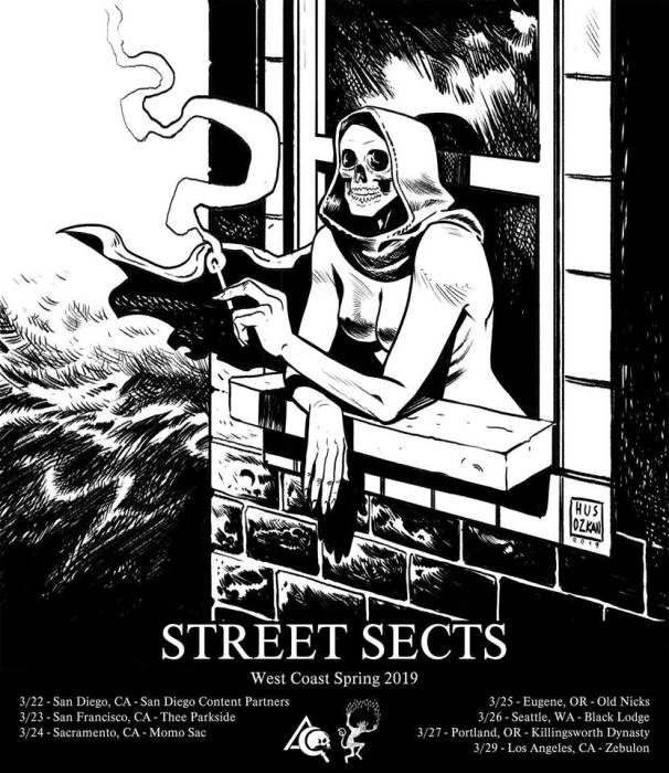 STREET SECTS,