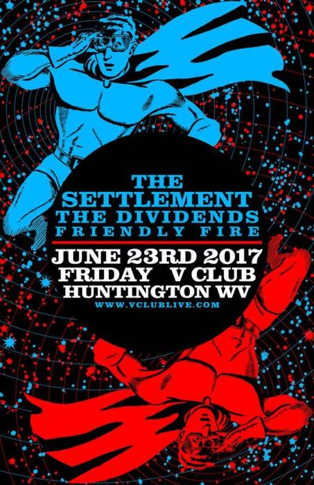 The Settlement / The Dividends / Friendly Fire
