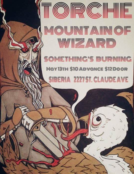 TORCHE | Mountain of Wizard | Something