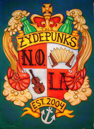 THE ZYDEPUNKS + Mahala Trio