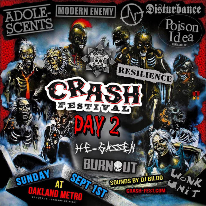CRASHfest II (too)