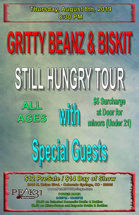 GRITTY BEANZ & BISKIT