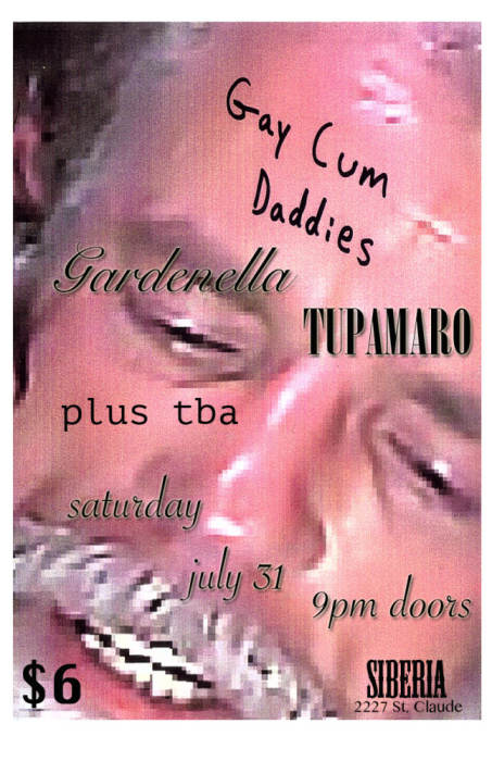 Gay Cum Daddies (Denton, TX) | Gardenella | Tupamaro