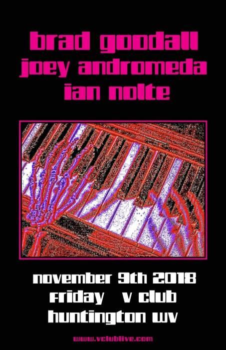Brad Goodall / Joey Andromeda / William Matheny