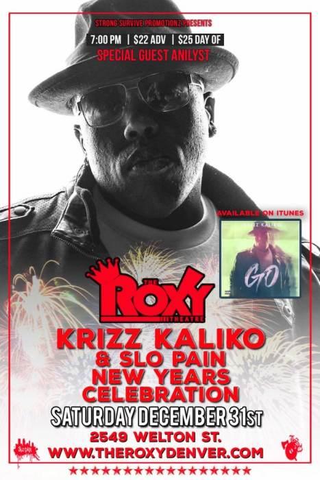 A Krizz Kaliko New Years Celebration