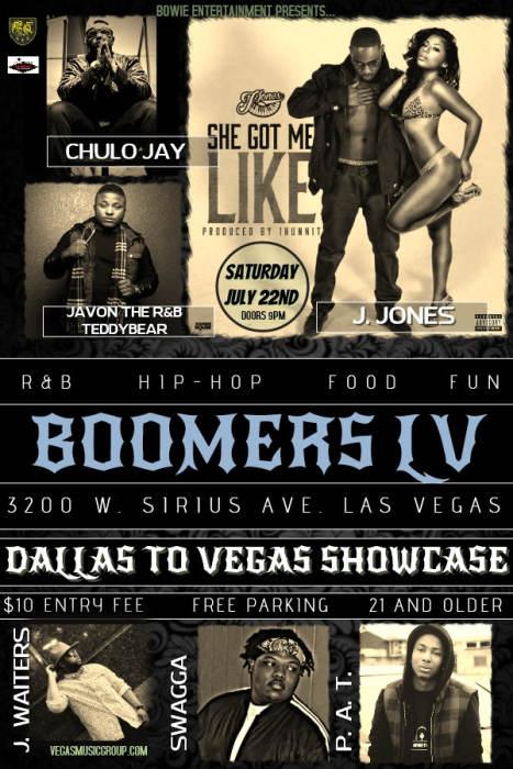 Dallas to Vegas ... R