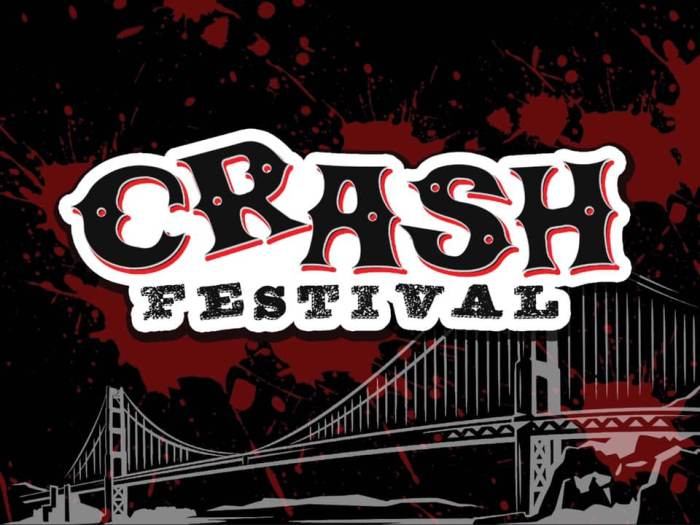 CRASHfest II (too)  2 day PASS