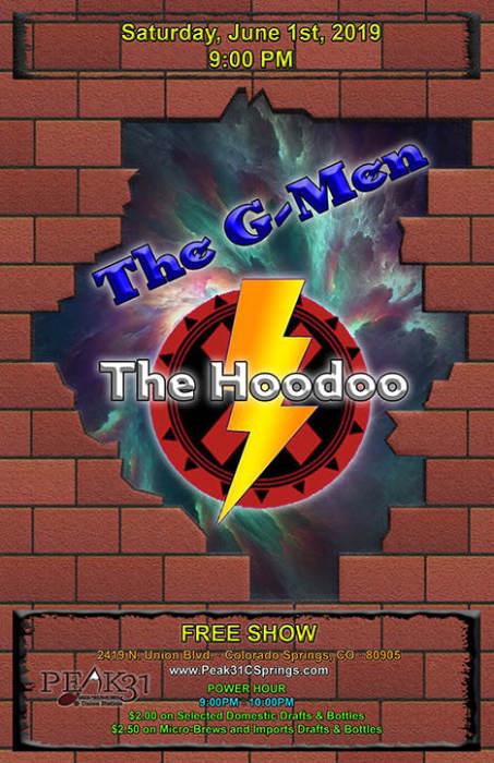 The G-Men / The Hoodoo