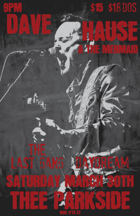 Dave Hause & The Mermaid, The Last Gang, Daydream