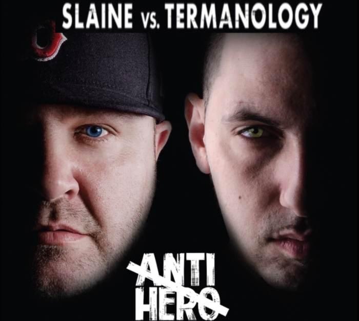 Slaine VS. Termanology