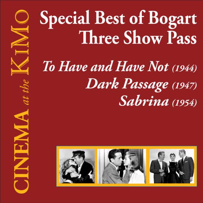 Special Bogart 3 Show Pass: