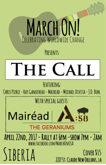 THE CALL | Mairead | Alarm 58