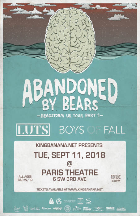 ABANDONED BY BEARS,