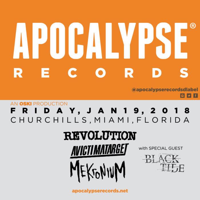Apocalypse Records Party