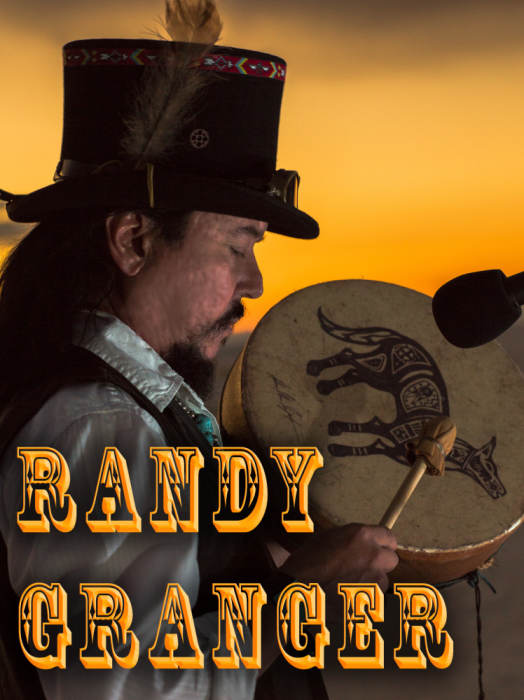 Randy Granger - Native Music and Stories