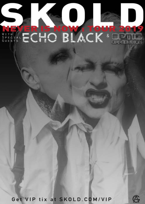 Skold, Echo Black, Optic Oppression