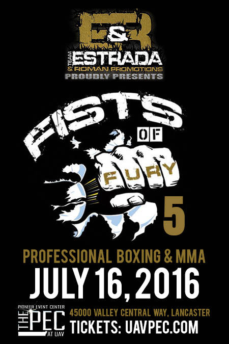 FISTS OF FURY 5