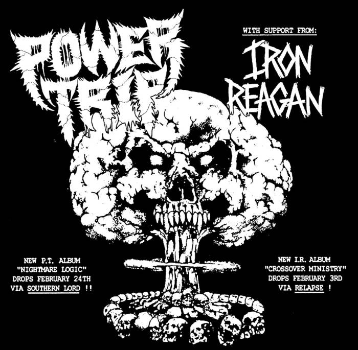 POWER TRIP | IRON REAGAN | Most Heinous | Fat Stupid Ugly People