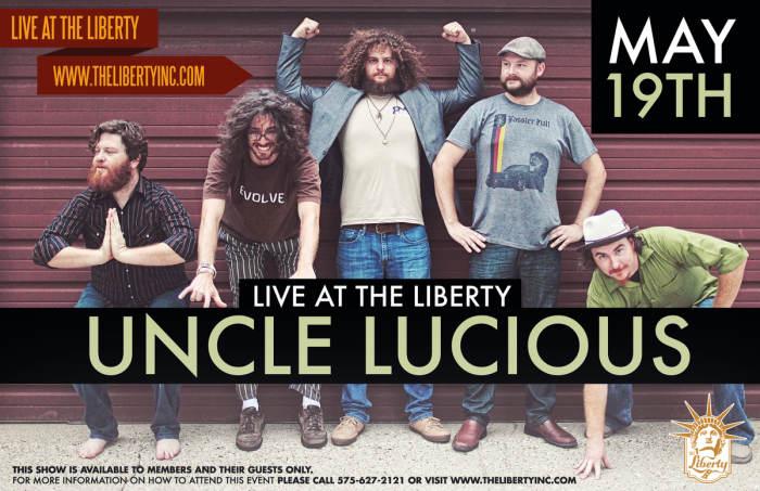 Uncle Lucius w/ Jones & Miles