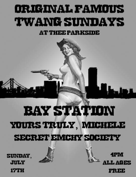 Bay Station, Yours Truly Michelle, Secret Emchy Society