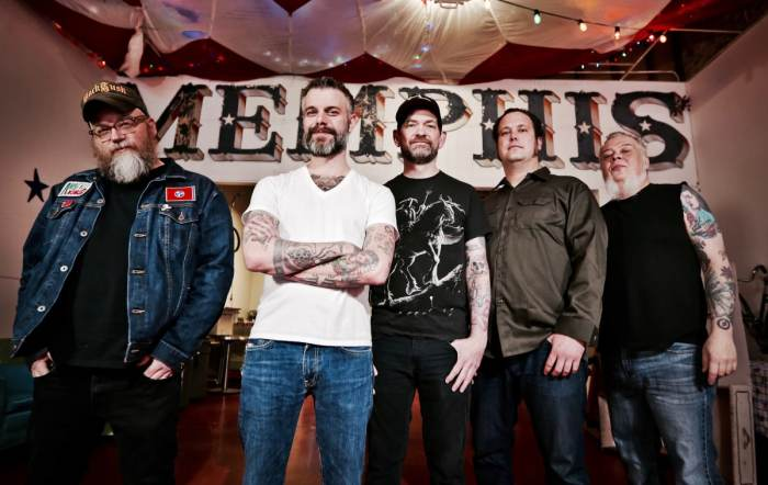 Lucero / Two Cow Garage