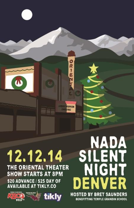 The Nadas - Nada Silent Night