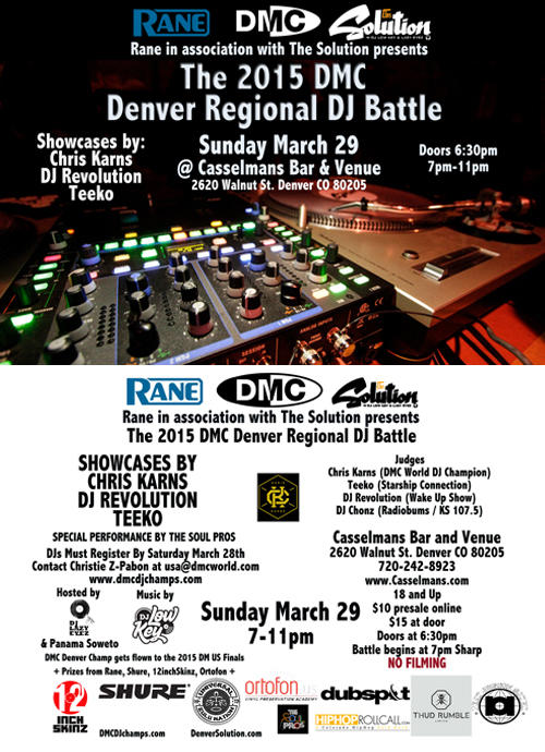 DMC Denver Regional Battle