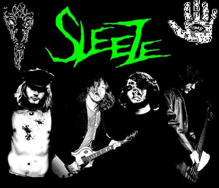 Metal: Sleeze featuring Doyle of the MISFITS son, Issac Hare! with Ghoul, Lust for Glory, Blame Shifter