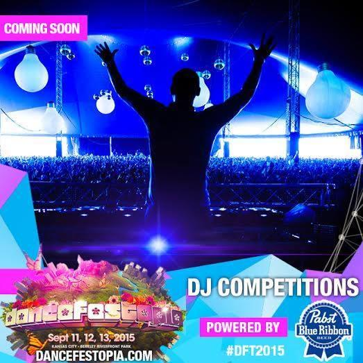 Dancefestopia Dj Competition