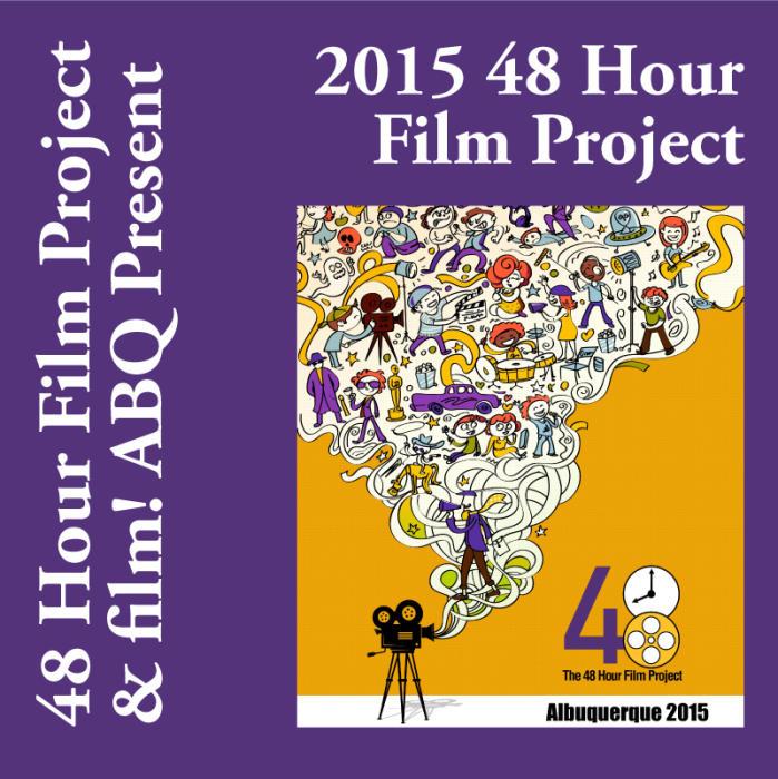 See all 3 Premiere Screenings of 48 Hour Films!