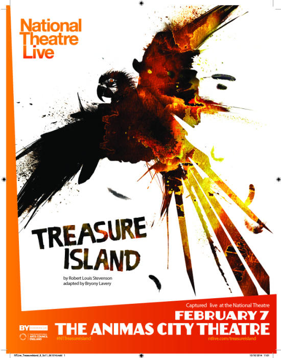 TREASURE ISLAND (NATIONAL THEATRE OF LONDON)