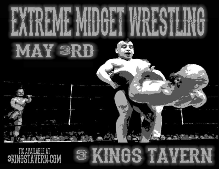 ULTIMATE MIDGET WRESTLING
