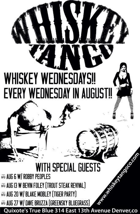 Whiskey Wednesdays:  Whiskey Tango / Union Driftwood